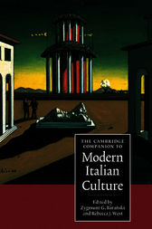 The Cambridge Companion to Modern Italian Culture by Zygmunt G. Baranski