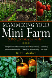 Maximizing Your Mini Farm by Brett L. Markham