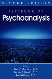 Textbook of Psychoanalysis by Glen O. Gabbard