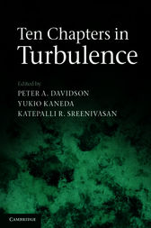 Ten Chapters in Turbulence by Peter A. Davidson