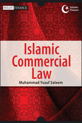 Islamic Commercial Law by Muhammad Yusuf Saleem