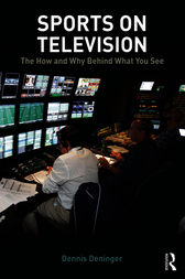 Sports on Television by Dennis Deninger
