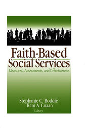 Faith-Based Social Services by Stephanie C. Boddie