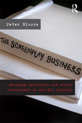 The Screenplay Business by Peter Bloore