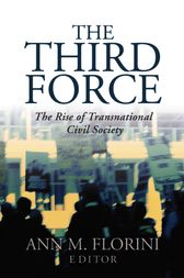 The Third Force by Ann Florini