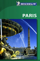 Michelin Green Guide Paris by Michelin Travel & Lifestyle