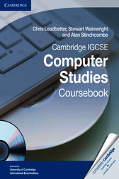 Cambridge IGCSE Computer Studies Coursebook