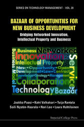 BAZAAR OF OPPORTUNITIES FOR NEW BUSINESS DEVELOPMENT by Jaakko Paasi