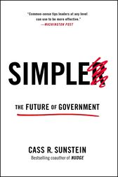 Simpler by Cass R. Sunstein