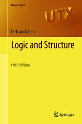Logic and Structure by Dirk van Dalen
