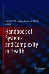 Handbook of Systems and Complexity in Health by Joachim P. Sturmberg
