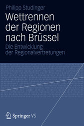 Wettrennen der Regionen nach Br&#252;ssel