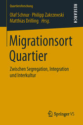 Migrationsort Quartier by Olaf Schnur