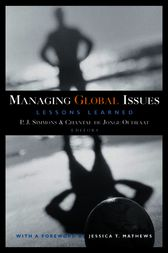 Managing Global Issues