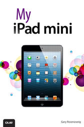 My iPad mini by Gary Rosenzweig