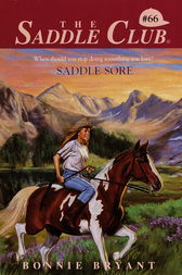 Saddle Sore by Bonnie Bryant