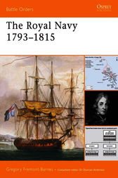The Royal Navy 1793-1815 by Gregory Barnes