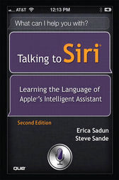 Talking to Siri by Erica Sadun