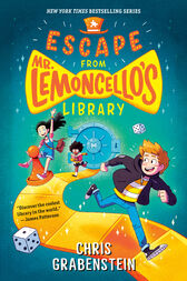 Escape from Mr. Lemoncello's Library by Chris Grabenstein