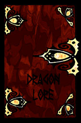 The Book of Dragon Lore by Catherine Cooper