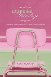 Learning Privilege by Adam Howard