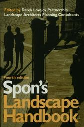 Spon's Landscape Handbook by Derek Lovejoy Partnership