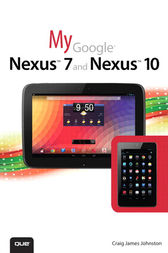 My Google Nexus 7 and Nexus 10