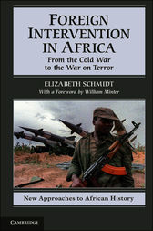 Foreign Intervention in Africa by Elizabeth Schmidt