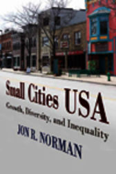 Small Cities USA by Jon Norman