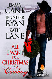 All I Want for Christmas Is a Cowboy by Jennifer Ryan