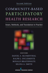Community-Based Participatory Health Research, Second Edition by Daniel S. Blumenthal