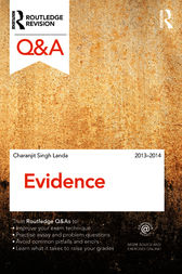 Q&A Evidence 2013-2014 by Charanjit Singh