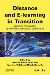 Distance and E-learning in Transition