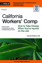 California Worker's Comp by Ball Christopher
