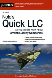 Nolo's Quick LLC by Anthony Mancuso