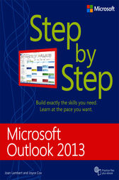 Microsoft Outlook 2013 Step by Step by Joan Lambert