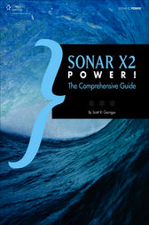SONAR X2 Power! by Scott R. Garrigus