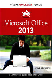 Microsoft Office 2013 by Steve Schwartz