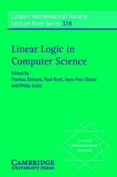 Linear Logic in Computer Science by Thomas Ehrhard
