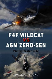 F4F Wildcat vs A6M Zero-sen by Edward Young
