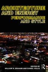 Architecture and Energy by William W. Braham
