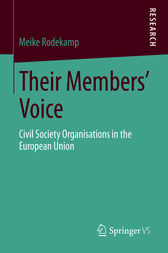 Their Members' Voice by Meike Rodekamp
