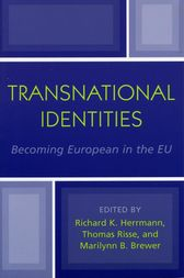 Transnational Identities by Richard K. Herrmann