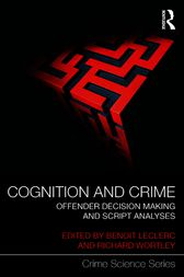Cognition and Crime by Benoit Leclerc