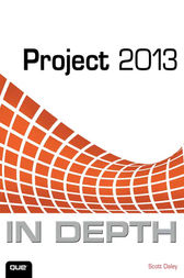 Project 2013 In Depth by Scott Daley