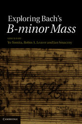 Exploring Bach's B-minor Mass by Yo Tomita