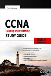 CCNA Routing and Switching Study Guide by Todd Lammle