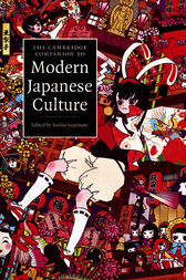 The Cambridge Companion to Modern Japanese Culture by Yoshio Sugimoto