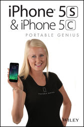 iPhone 5S and iPhone 5C Portable Genius by Paul McFedries