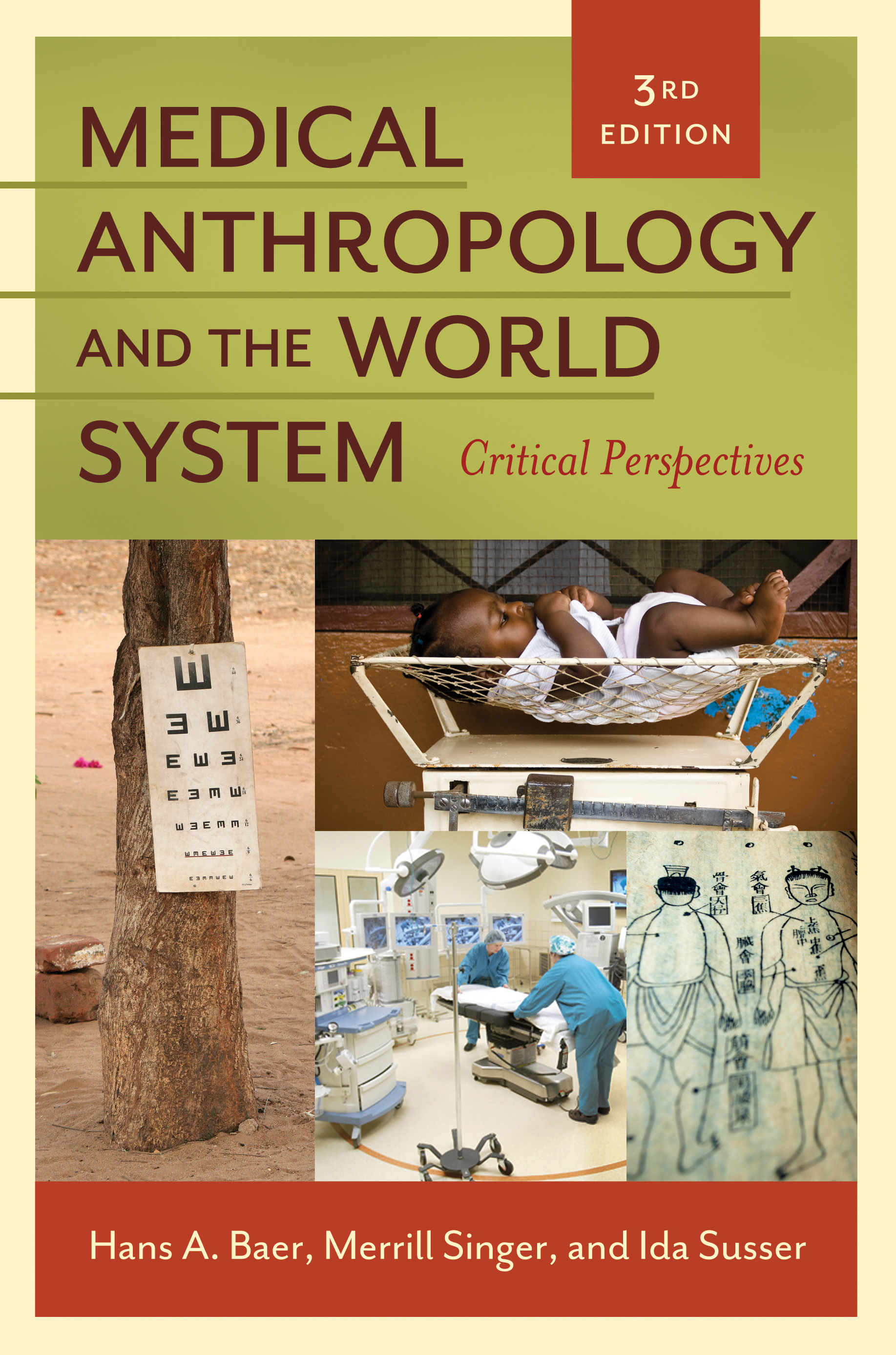 Medical Anthropology and the World System: Critical Perspectives, 3rd Edition